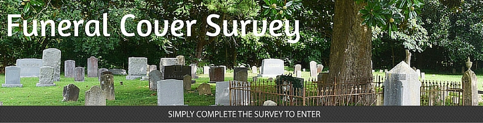 Funeral Cover Survey