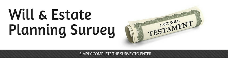 Will & Estate Planning Survey