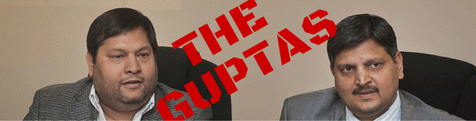 Rumors about the Guptas and their influence over the cabinet