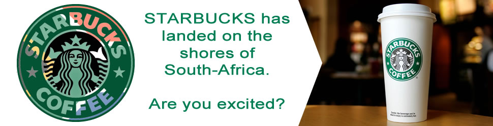 Starbucks in South Africa