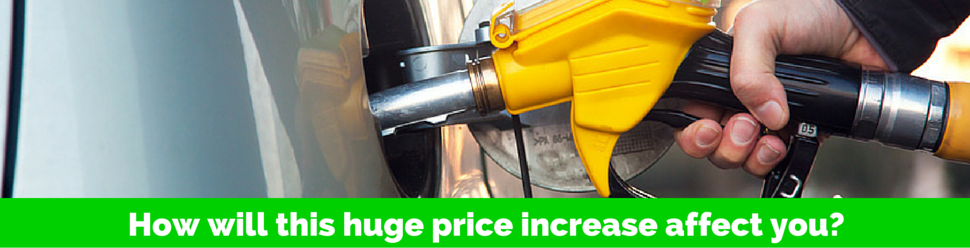 Another petrol price increase